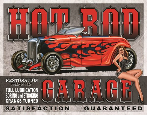 Hot Rod Garage - Satisfaction Guaranteed