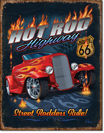 Hot Rod Highway - Street Rodders Rule