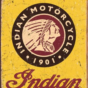 Indian Motorcycle 1901