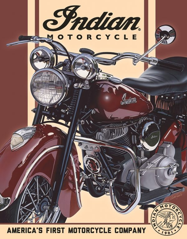 Indian Motorcycle (48 Chief)