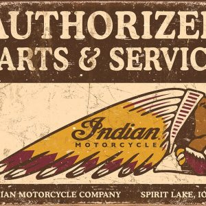 Indian Motorcycle Parts & Service