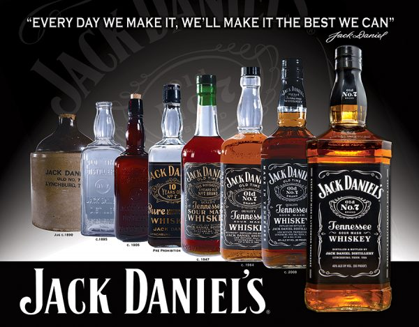 Jack Daniel's Every Day we Make it - We'll Make it the Best we Can