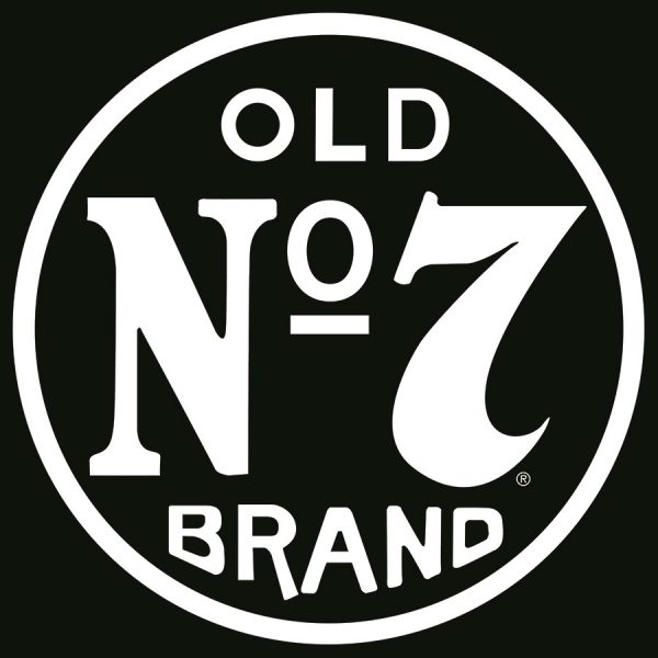 Jack Daniel's Old No. 7 Brand (Round)