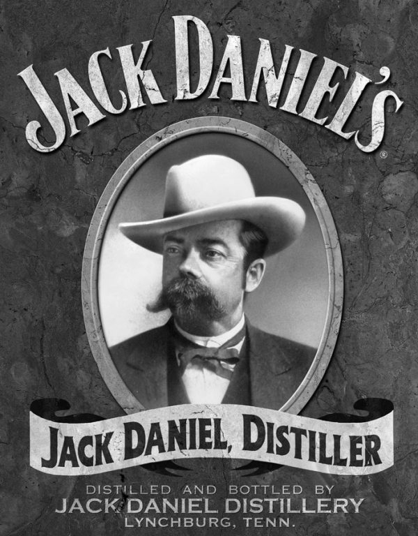 Jack Daniel's (Portrait) Jack Daniel's Distillery