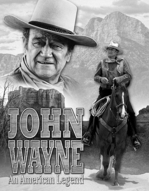 John Wayne - An American Legend