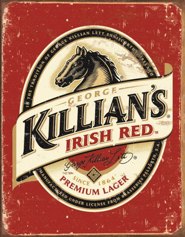 Killian's Beer - Logo