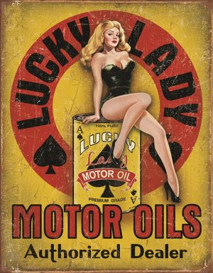 Lady Luck Motor Oils