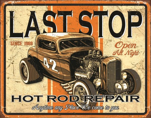 Last Stop Hot Rod Repair