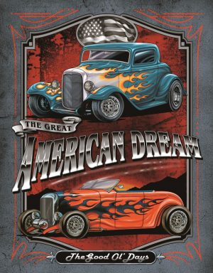 (Legends) The Great American Dream. The Good Old Days
