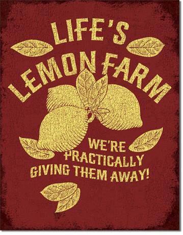 Life's Lemon Farm - We're Practically Giving Them Away