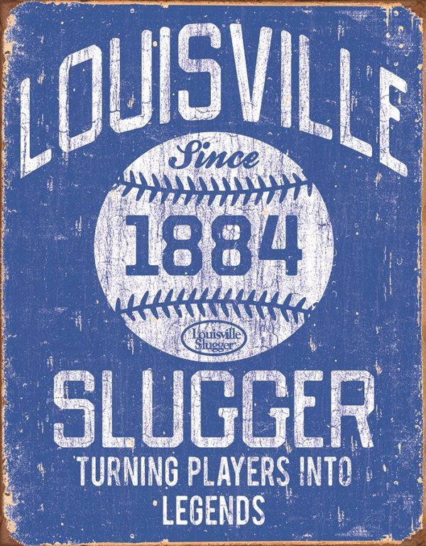 Louisville Slugger Since 1884