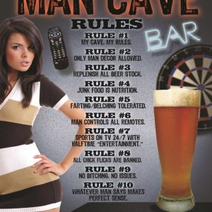 Man Cave - Backbone of America