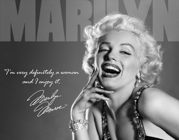 Marilyn Monroe - Definitely A Woman
