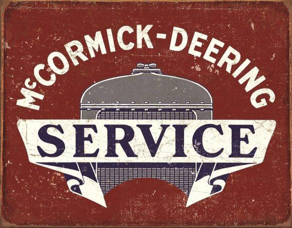 McCormick - Deering Service