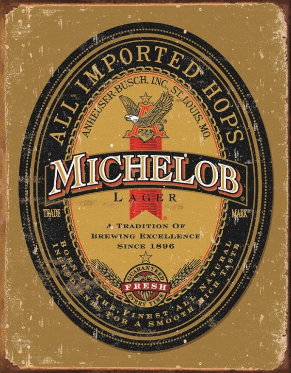 Michelob All Imported Hops