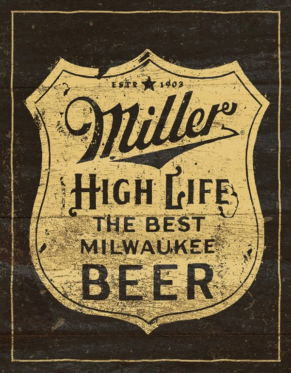 Miller High Life - The Best Milwaukee Beer