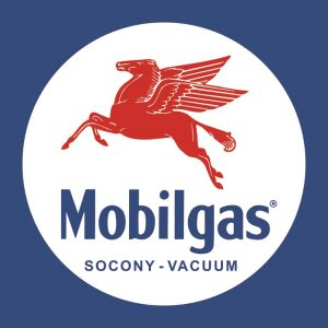 Mobil Gas Round
