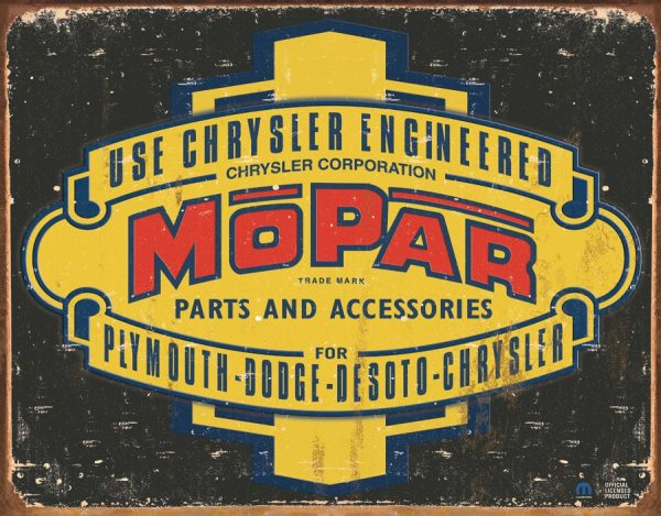 Mopar Use Chrysler Engineered Parts & Accessories