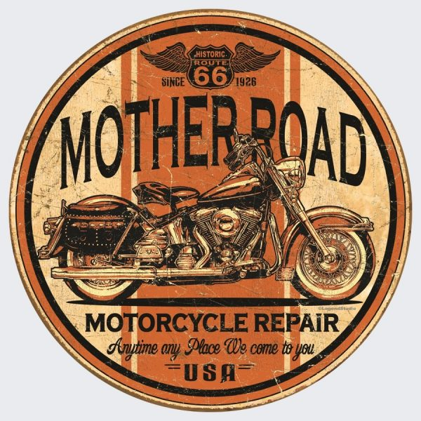 Mother Road Motorcycle