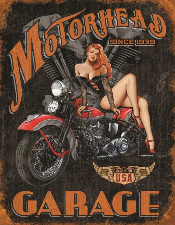 Motorhead Garage