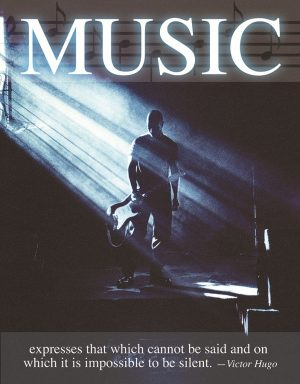 Music - Expresses That Which Cannot Be Said And On Which It Is Impossible To Be Silent