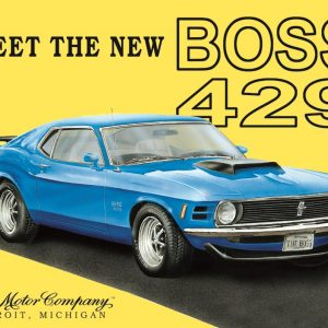 Mustang - Meet The New Boss 429