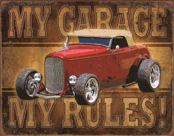 My Garage My Rules
