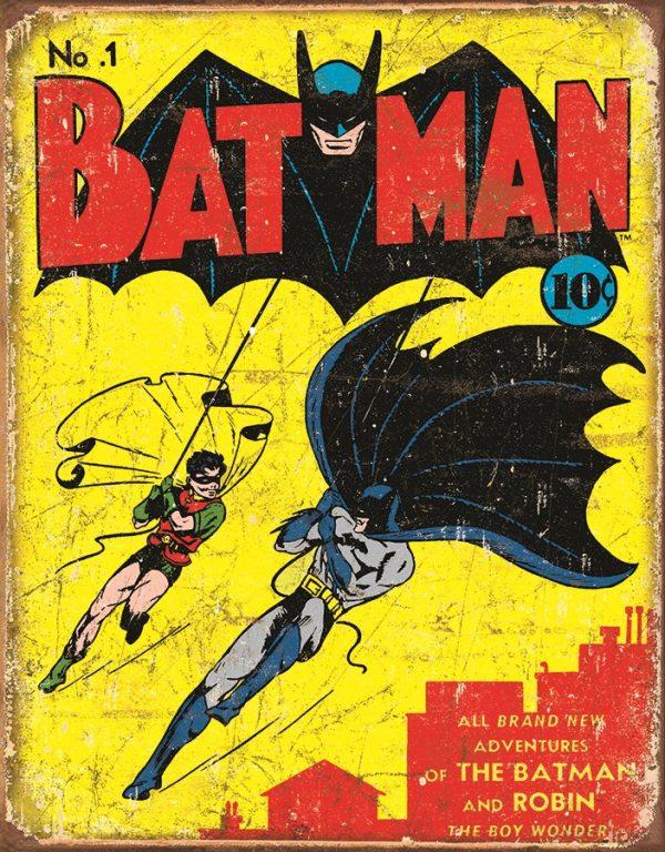No 1 Batman 10 Cents