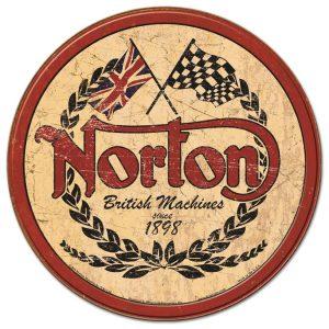Norton Logo Round