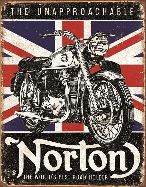 Norton - The World's Best Road Holder