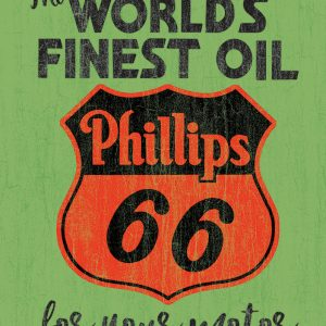 Phillips 66 The world's Finest Oil