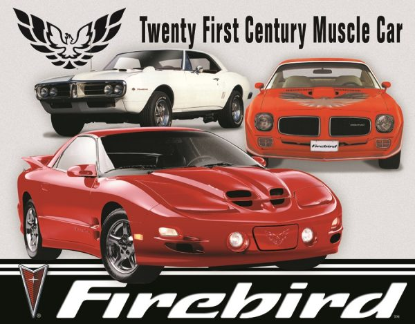 Pontiac Firebird - Twenty First Century Muscle Car