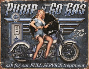 Pump N Go Gas, Ask For The Full Service Treatment