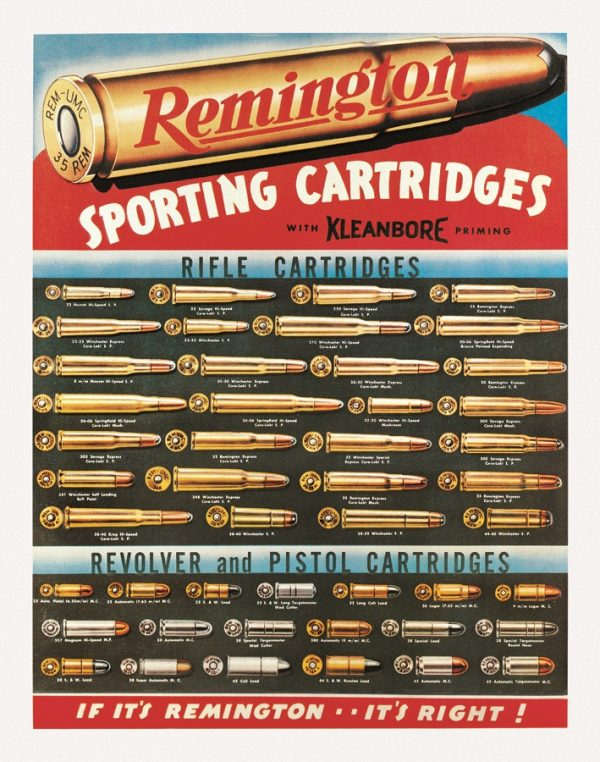 Remington Sporting Cartridges