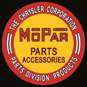 Round Mopar Parts Accessories