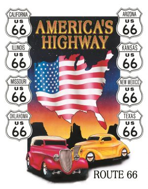 Route 66 - America's Highway #2