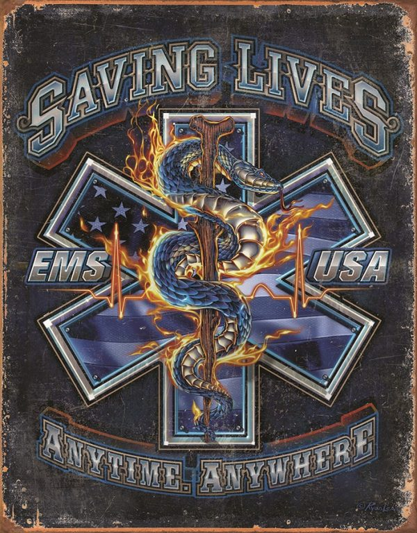 Saving Lives Anytime Anywhere