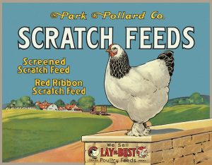 Scratch Feeds - We Sell Lay Or Bust Poultry Feeds