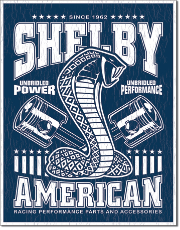 Shelby - American - Since 1962