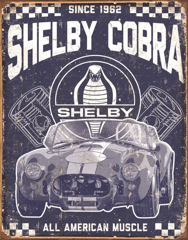 Shelby Cobra Since 1962 All American Muscle