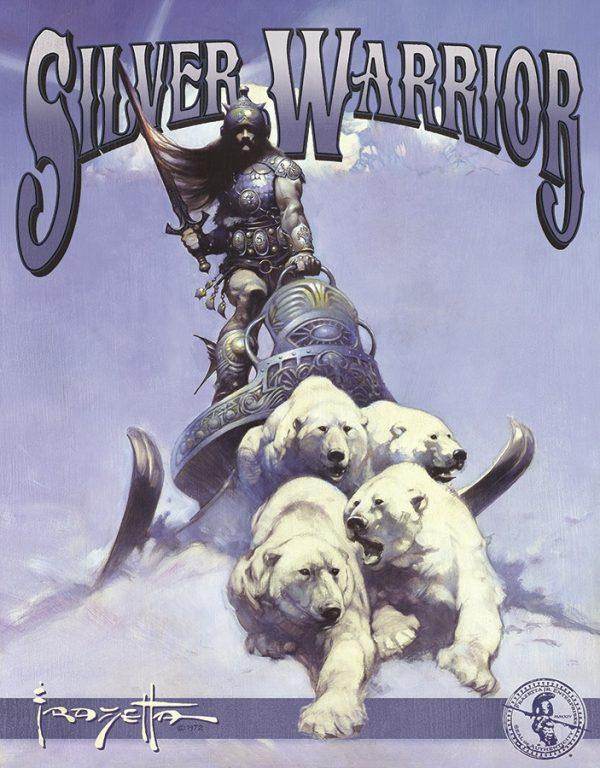 Silver Warrior