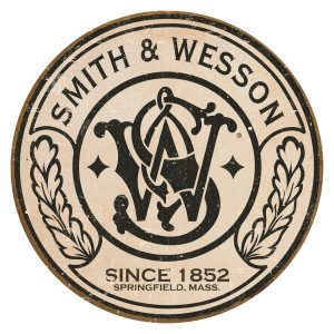 Smith & Wesson Since 1852 (Round)
