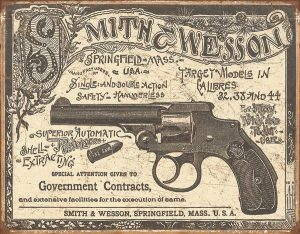 Smith & Wesson Springfield, Mass