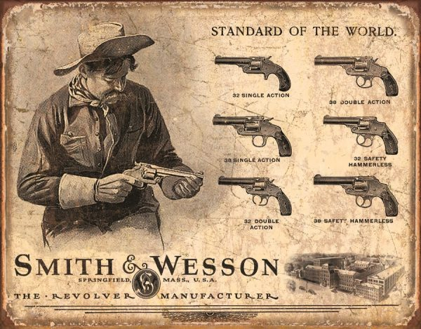 Smith & Wesson - Standard Of The World
