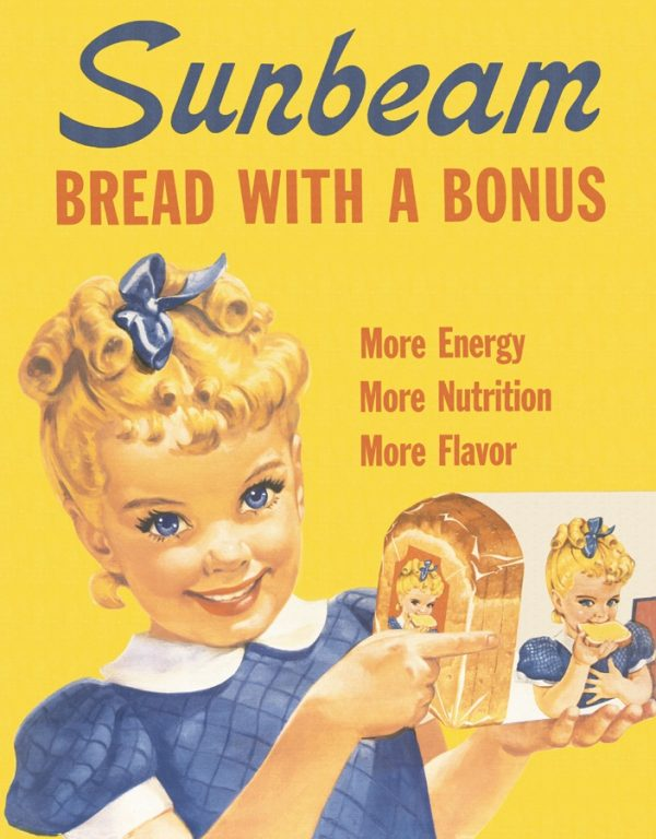 Sunbeam - Bread With A Bonus