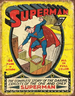 Superman - The Complete Story….