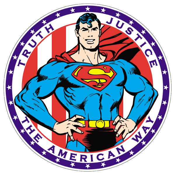 Superman - Truth Justice the American Way