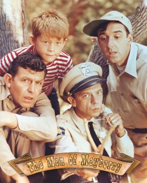 The Men Of Mayberry