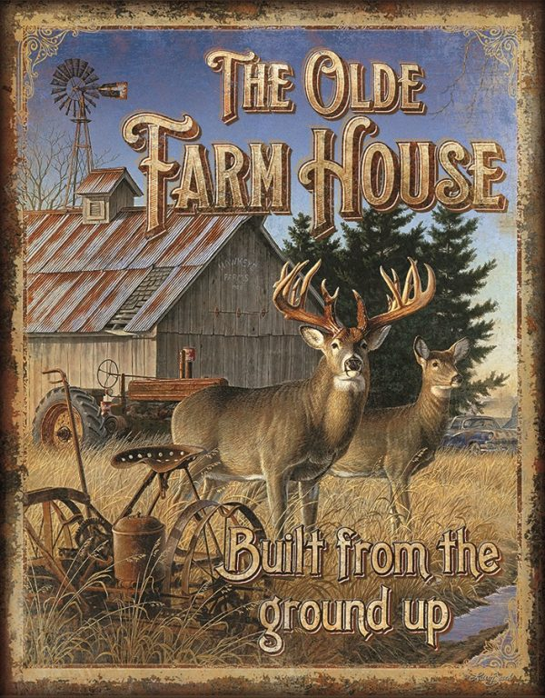 The Olde Farm House Built From The Ground Up