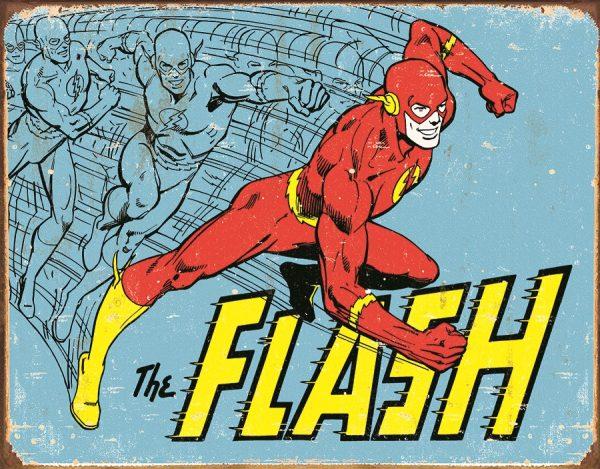 The Flash - Retro